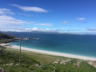 Touring the Hebridean Way (A Tale Of Two Donalds!)